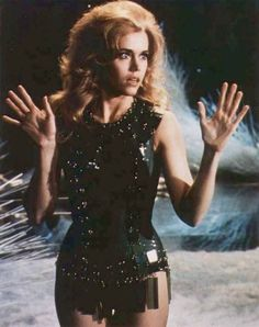 barbarella, jane fonda, lost lifetime inspo