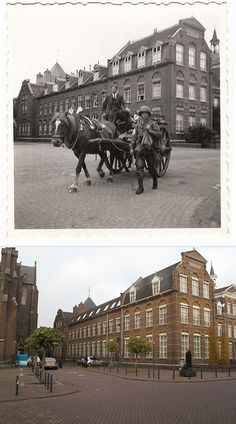 Ghosts of war - Veghel, Supplies then and now