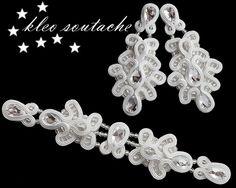 Sutasz Kleo /Soutache jewellery: MAYA