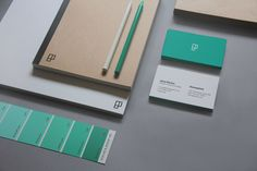 Homepolish Visual Identity by Leo Porto, via Behance