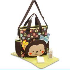 Bolsa de Passeio com 5 bolsos Baby Boom Excelente para uso no dia a dia no passeio com os pequenos! Bolsinha para chupeta de fácil acesso! Vem com trocador!  Nova! - Pronta entrega! R$15900 Para comprar Whatsapp (19)99670-0210 direct ou acesse http://ift.tt/2aoJsL9 http://ift.tt/2dzyMwK Nossos produtos podem ser retirados em Indaiatuba/SP. Pagamentos podem ser efetuados por depósito no Itaú cartão de crédito ou débito. PagSeguro UOL Mercado Pago ou Paypal. contato@piccolibambini.com.br…
