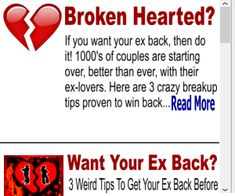 how to win back ex wife