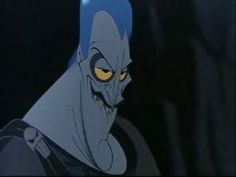 James Woods as Hades from Disney's Hercules. JW is awesome! ♥