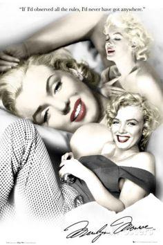 Portret Marilyn Monroe Posters bij AllPosters.nl