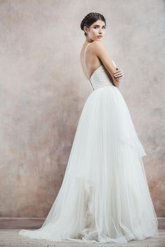 Well Dressed: Poetica by Divine Atelier Wedding Dresses 2014, Stunning Wedding Dresses, Wedding Gowns, Divine Atelier, Lavender Bouquet, Bridal Collection, Well Dressed, Dream Wedding, Wedding Dreams