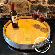 15 lbs Wine Soaked BBQ Blocks Authentic Burgundy Wine Barrel Oak for Smoking