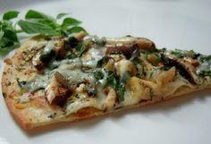 Gluten Free pizza #deliciousness