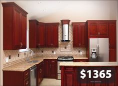 10 x 10 kitchen design idea - knock down wall between kitch and