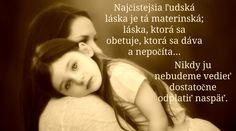 Láska mamy – Modlitba.sk Book Suggestions, Motivational Quotes, Thoughts, Books, Kids, Advent, Facebook, Young Children, Libros