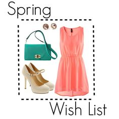 Spring, outfits, outfit inspiration, fashion, style