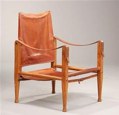 Kaare Klint, safari chair 1933, not the first one... but the nicest one!
