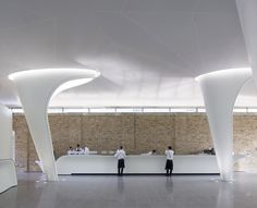 Serpentine Sackler Gallery by Zaha Hadid Architects