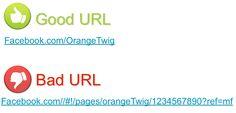 How to shorten your Facebook url (username)