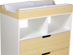 Hiya Changing Tray, Birch - modern - changing tables - by Design Public