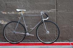 Bishop Dura Ace 10-Pitch Track Bike | The Radavist