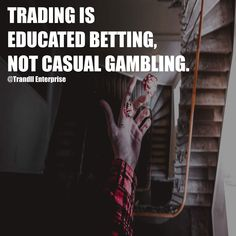 What is trading to you? If you have been losing money, it is probably casual gambling. At Trandll, every trade we make is an educated bet. We don't gamble. Learn how to place educated bets at www.candlestickpatterns.info  #japanesecandlestickpatterns #candlestickpatterns #japanesecandlesticks #forextrading #forextraders #stocktrading #stocktraders #forexmarket #stockmarket #technicalanalysis #priceaction #binaryoptions #cryptos #cryptocurrency #millionnaires #facebook #traderlife