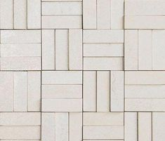 Textured tiles (not great for kitchen, but perhaps for bathroom? Cement Tiles Bathroom, Brick In The Wall, White Interior Design, Tiles Texture, White Texture, Wet Rooms, Stone Tiles, Tile Design, Cool Diy Projects