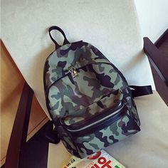 9a8883bbaf Top-Quality Large-Capacity Camouflage Design Backpack. Sabrine Meilad ·  Bookbags · Herschel Supply Dawson Backpack Gradient Collection Women s ...