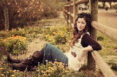 senior picture.
