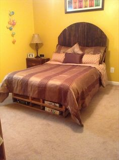 A bed frame is a very expensive furniture item, and it is not very affordable. But still every bedroom is incomplete without a bed and to ...