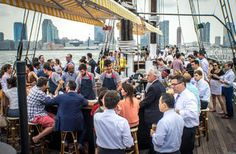 Here are the opening dates for all of NYC's floating bars this year