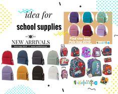 Πάρε ιδέες για Σχολικές Τσάντες 2019 και βγές κερδισμένος από τις on line σου αγορές στο sxolikilista.gr!!! School Supplies, Good News, Good Things, Bags, School Stuff, Handbags, Classroom Supplies, Bag, School Essentials
