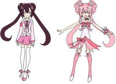 Joume Maki/Cure Lock Profile Picture in Lock On! Precure Wiki