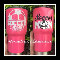 Soccer mom decals