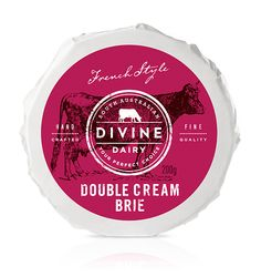 Packaging of the World: Creative Package Design Archive and Gallery: Divine Dairy
