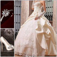 Wedding Dresses Hochzeitskleider - http://www.1pic4u.com/blog/2014/06/06/wedding-dresses-hochzeitskleider-110/
