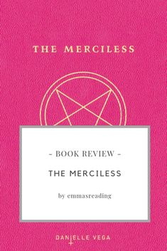 The Merciless-Danielle Vega Brooklyn Stevens sits in a pool of her own blood, tied up and gagged. Great Books, My Books, Book Reviews, Forgiveness, Father, Thoughts, Sayings, Reading