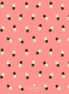 the polka dot, reimagined for summer. (read: pineapples!)