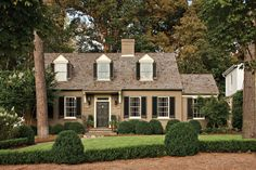 After Designer Wendy Meredith And Her Husband Cleve Bought This 1930s Atlanta Cottage She