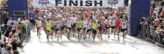 First Midwest Bank Southwest Half Marathon -- Running in the fight against cancer.