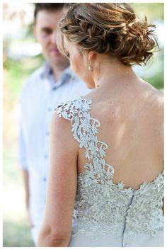 Bridesmaid hair? I love the braid....