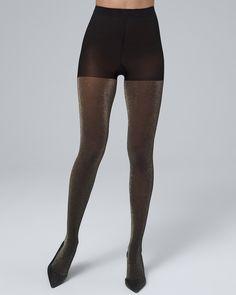 435f634193 Women s Metallic Shimmer Sheers by White House Black Market