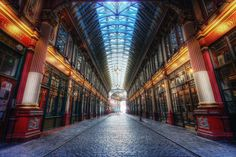 Leadenhall Market by Conor MacNeill on 500px