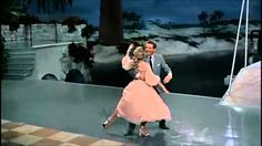 "The Best Things Happen While You're Dancing from 1954's  ""White Christmas""  Vera-Ellen & Danny Kaye.  So classy"