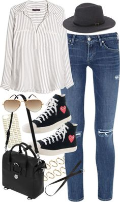 styleselection:  outfit for meeting friends by im-emma featuring iphone cases