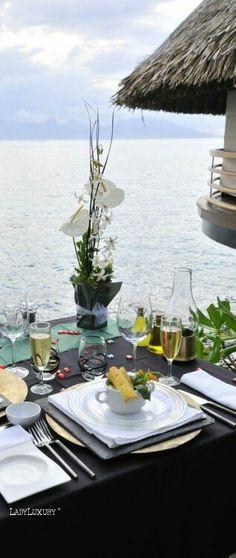 Tropical Oasis, Maldives |LadyLuxuryDesigns