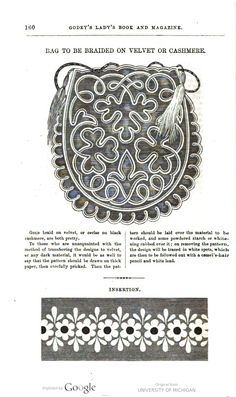 d41671bbcc4f image of page Bag with braided pattern (soutache)