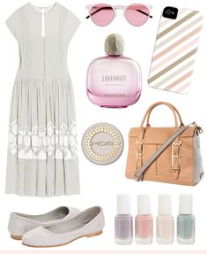 Pretty things! My candy coated dream outfit roundup.