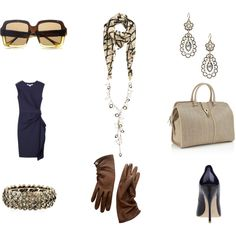 """Manhattan Mayhem"",   If I lived in NY this is what I'd wear...   Purchase these jewels from my boutique!"
