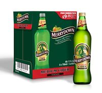 Merrydown Cider launches £ 2.49 price marked 75cl bottles