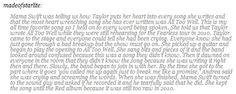 How Taylor wrote All Too Well, aw