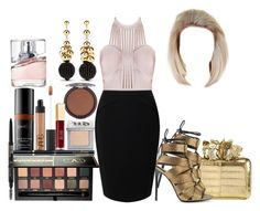 """""""Untitled #1199"""" by jackie143 on Polyvore featuring HUGO, Nancy Gonzalez, Tom Ford, Jacques Vert, Anastasia Beverly Hills, NARS Cosmetics, L'Oréal Paris, SheaMoisture, Urban Decay and Etro"""