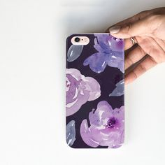 Perfect gift for sister. Phone Cases – Watercolor case iPhone,Samsung Galaxy Flower case – a unique product by iwantcase via en.DaWanda.com #springiscoming