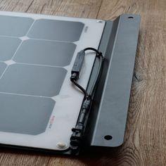 100W solarpanel plugandplay T5/T6 California | Die Solarlösung für dein VW California T5 T6