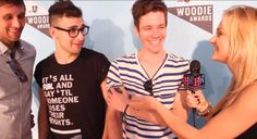 SXSW 2012: The fun. fellas chat about their #1 single!