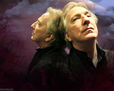 """Alan Rickman.  (I have a theory that every girl is allowed to love one old man.  Alan Rickman is my one """"old man crush"""".)"""